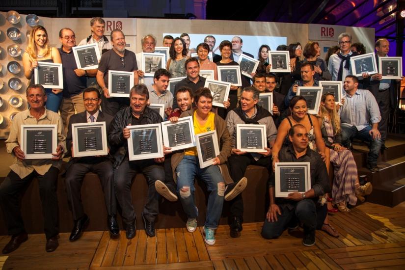 e308429db Assunto: Festa de Abertura Rio Gastronomia 2015 Todos os vencedores da  noite Local: Rio